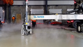 Slavko Concrete Finishing | Amazon Facility, Ottawa ON