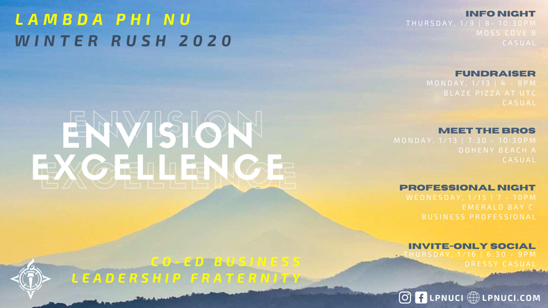 LPN Winter 2020: Envision Excellence