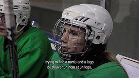Tornado Ladies ice hockey