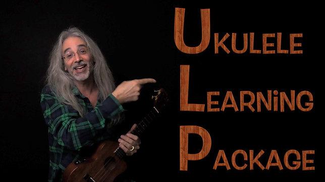 Ukulele Learning Packages: Dollar Downloads