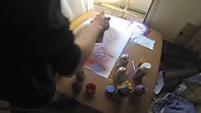 jimi hendrix - time lapse - stencil