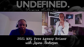 PREMIUM COLLECTION (Video 1): 2021 NFL Free Agency Primer ~ w/ NFL Cap Specialist Joel Corry