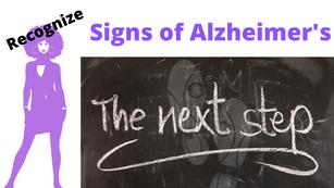 Recognize Signs of Alzheimer's Part 2 Teaser