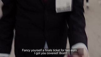 Dynamo SHOCKS FC Barcelona fans