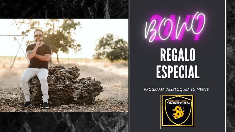 Bono premium Desbloquea Tu Mente