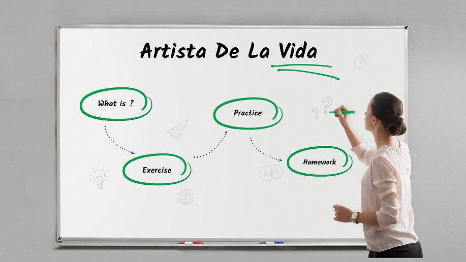 Artista de la vida.