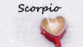 SCORPIO - Success, recognition, and reward BUT