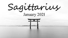 SAGITTARIUS Jan