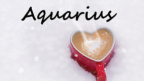 AQUARIUS - Desiring that  longterm lover, but at a crossroads