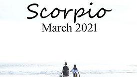 SCORPIO March