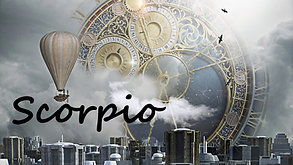 SCORPIO -'When will the one I wish for return
