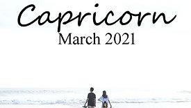 CAPRICORN March