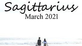 SAGITTARIUS March
