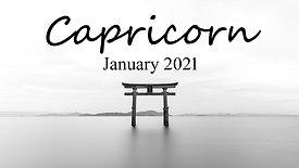 CAPRICORN Jan