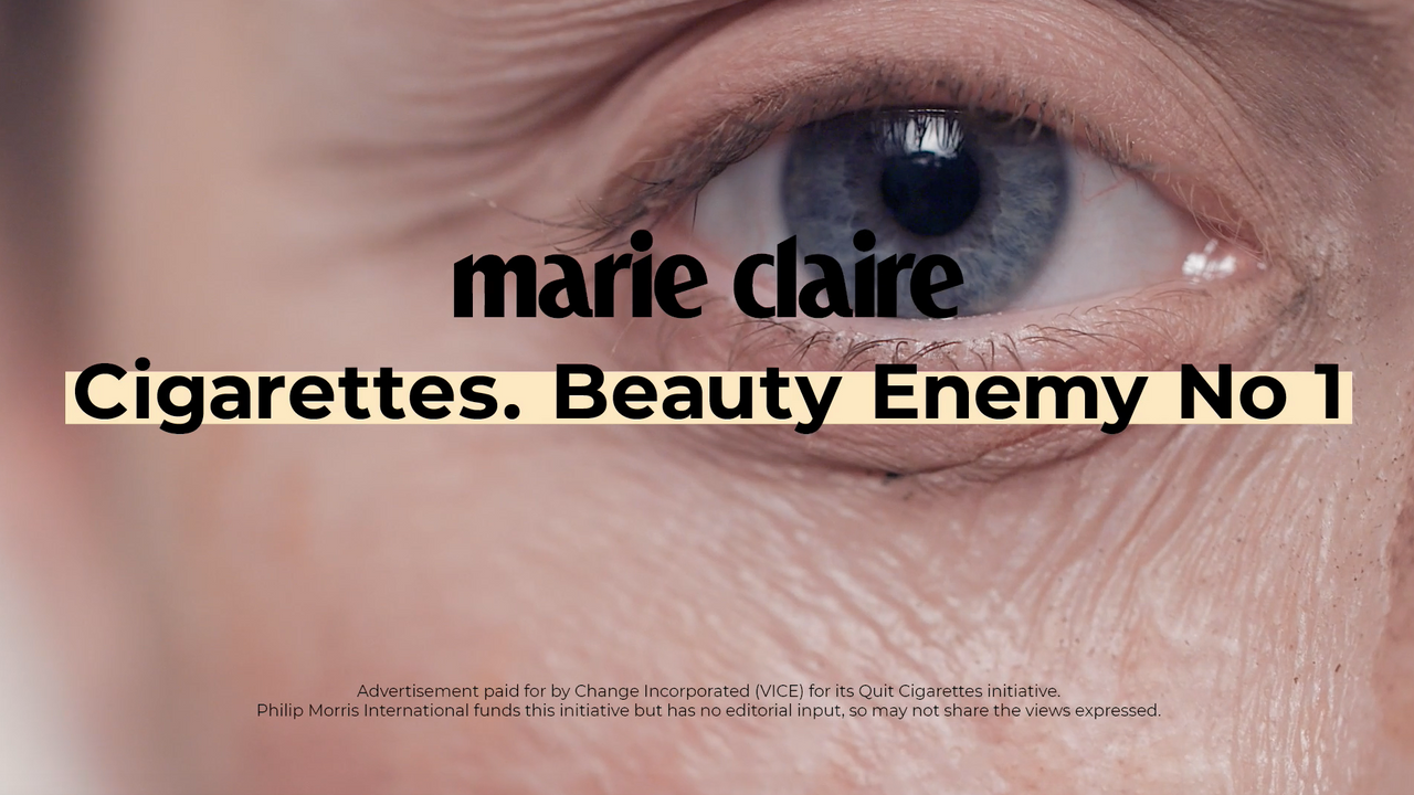MARIE CLAIRE Beauty Enemy No. 1