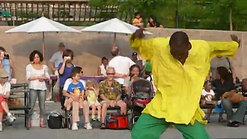 Battery Park City Family Dance