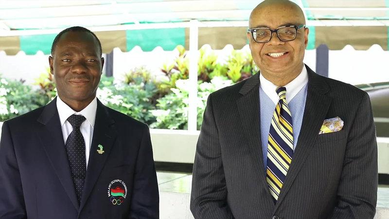 Malawi Olympic Committee Sports Marketing Workshop
