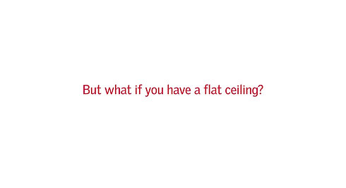 VELUX Flat Ceiling Animation