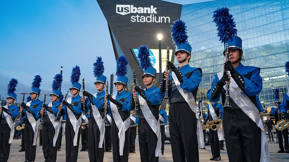 Eastview Marching Band Videos