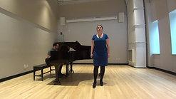 Lauren Bryant-Monk, Soprano, Black Swan