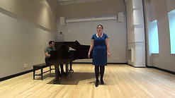Lauren Bryant-Monk, Soprano, Ach Ich Fühls