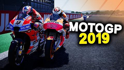 Moto GP19
