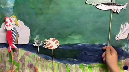 stopmotion om havet_1klasse