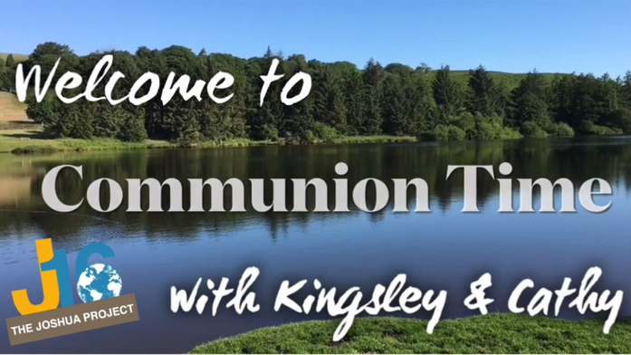 Neighbour Communion with Hymns