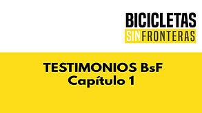 Testimonios BsF. 1 - Los beneficios de ayudar.