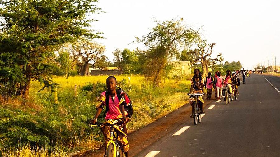 Bicicletas para la Educación