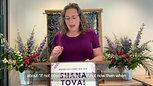 Jessica Lott Rosh Hashanah 5781 Sermon