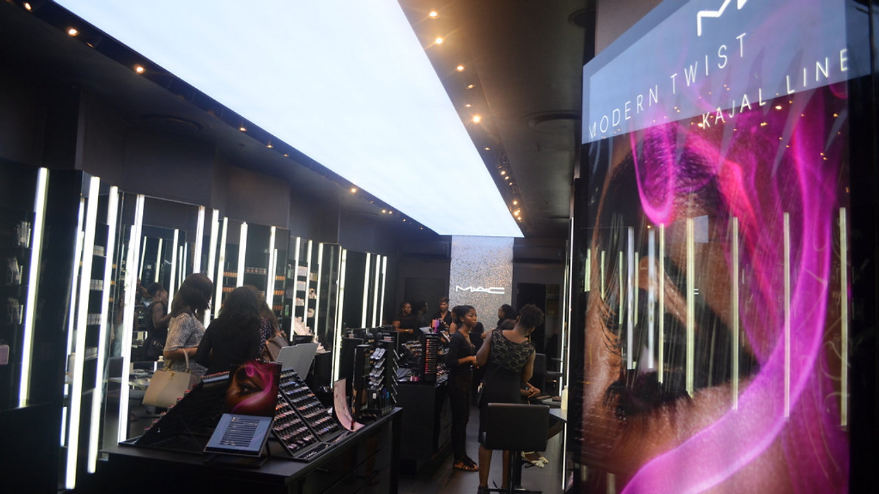 MAC COSMETICS LAUNCH