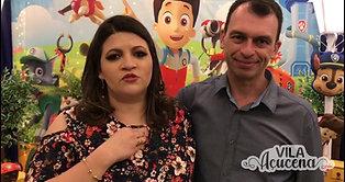 Depoimento Fabiana e Emerson - aniver Maurício