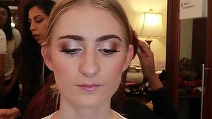 Fashion Show Makeup