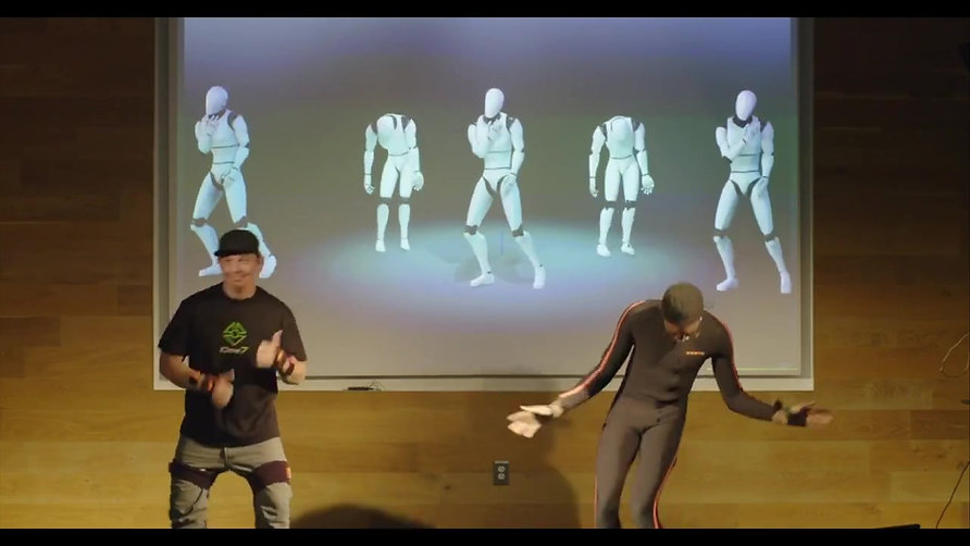 Multiple Mocap Devices to Multiple Characters