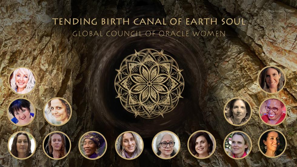 Woman Earth Spirit