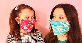 Mundmaske DIY aus Furoshiki Tuch 1