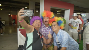 Best Dressed Spotted at HSBC Singapore Rugby 7s