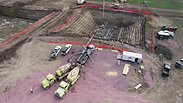 Operation Building Dry/Wet Well Pour - +200 CY