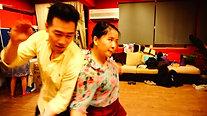 Swing Socials Lindy Hop - Pei Ru & Lionel