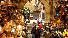 Shopping in SharmAl-Sheikh Market