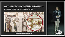 The Surprising Story of the Bayeux Tapestry