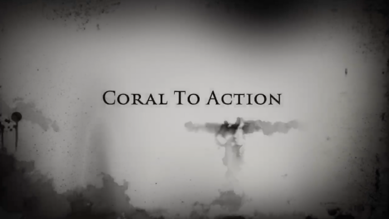 Coral to Action Winner