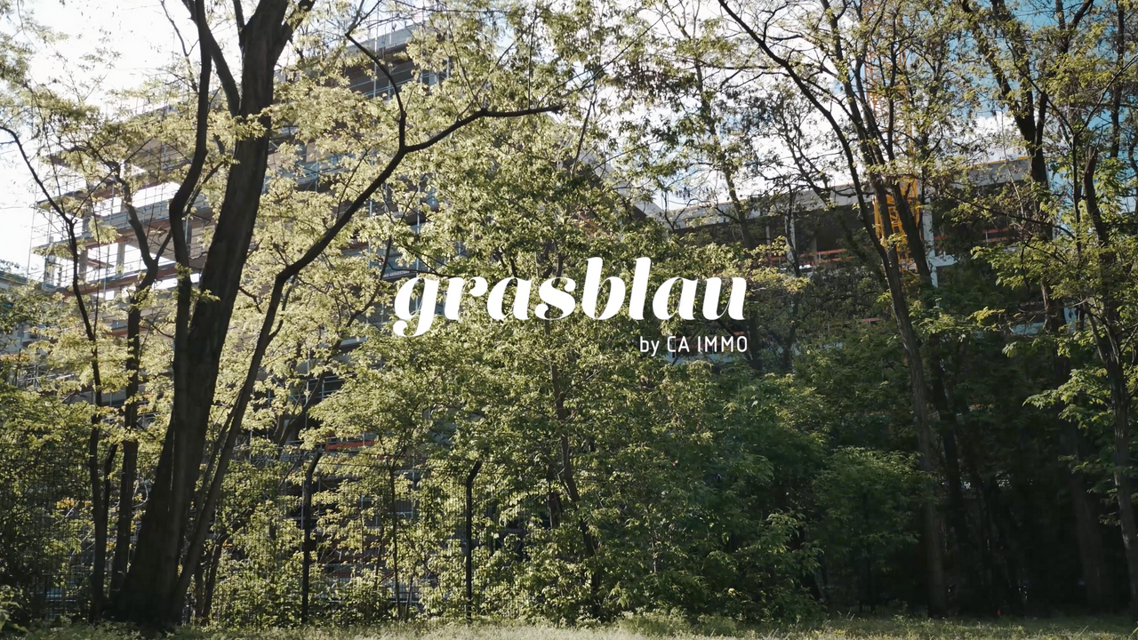 Grasblau Berlin