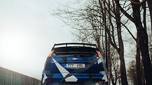 Ford Focust ST MK2