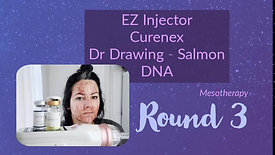 EZ Injector - Curenex & Dr Drawing PDRN - 9 needle cartridge