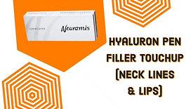 Hyalaron Pen - Neck line & Lip Touchup