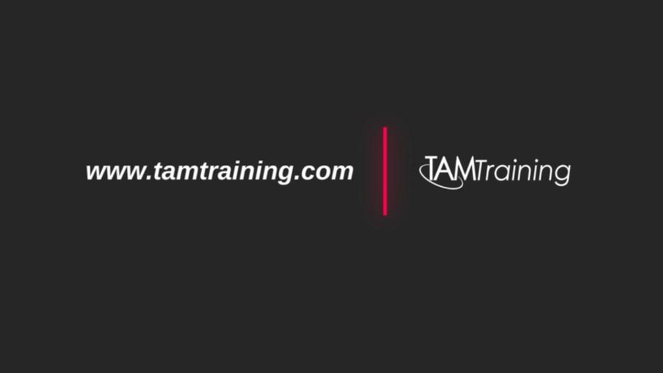 TAM Training Webinars
