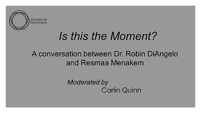 Is This The Moment?