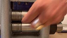 Bottlebee: Making wire from scrap silver